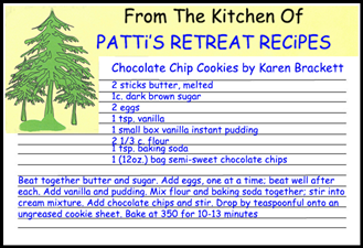Retreat Recipes PDF